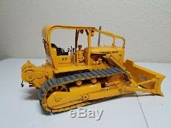 Caterpillar Cat D7-17A Dozer with Canopy & Winch by Sherwood 125 Scale Model