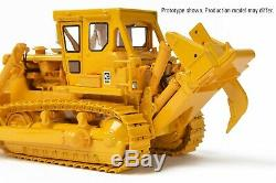 Caterpillar Cat D8K Dozer with S-Blade and Ripper by CCM 148 Scale Model New