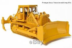 Caterpillar Cat D8K Dozer with U-Blade and Ripper by CCM 148 Scale Model New