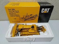 Caterpillar Cat D9G Dozer Ripper Metal Tracks Conrad 150 Scale Model #2874 New