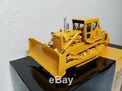 Caterpillar Cat D9H Dozer with Metal Tracks CCM 148 Scale Diecast Model New
