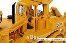 Caterpillar Cat D9L Dozer with Multi-Shank Ripper by CCM 148 Scale Model New