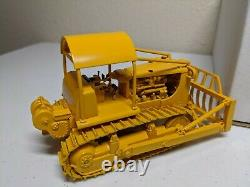 Caterpillar D9G Forestry Dozer with Rake Blade & Winch EMD 150 Scale #N096 New