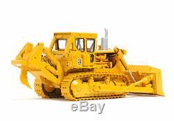 Caterpillar D9H Dozer with Blade Metal Tracks CCM 148 Scale Diecast Model New