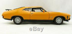 Classic Carlectables 18703 Ford XA GT Falcon RPO83 Coupe Yellow Fire Scale 118