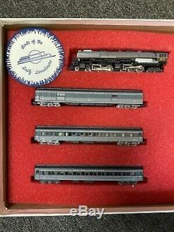 Con-Cor N-scale Limited Edition Portland Rose Train Set. Union Pacific #8509