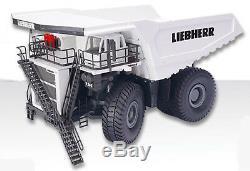 Conrad 2766/0 Large Liebherr T284 Mining Dump Truck Diecast Scale 150