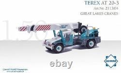 Conrad AUSTRALIAN Terex AT20 Franna Mobile Crane Great Lakes Cranes Scale 150