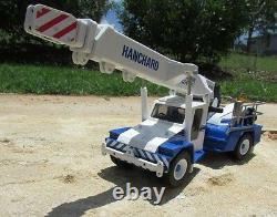 Conrad AUSTRALIAN Terex AT20 Franna Mobile Crane Hanchard Crane Hire Scale 150