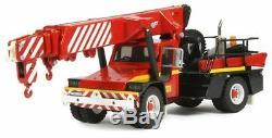 Conrad Mammoet 410082 Terex AT20-3 Franna Mobile Crane Mammoet Scale 150