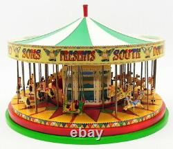 Corgi 1/50 Scale Model Fairground Attractions CC20401 The South Down Gallopers