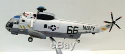 Corgi 1/72 Scale Diecast AA33402 Sikorsky SH-3D Sea King HS-4 Sqn US Navy 1969