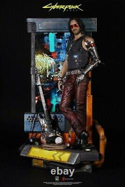 Cyberpunk 2077 Johnny Silverhand 1/4 Scale Statue Limited Edition