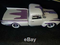 DANBURY MINT 1950s CHEVROLET dream truck 124 SCALE DIE CAST limited edition