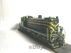 DVP Brass HO Scale Central Railroad of New Jersey Alco RSD4 1606 or 1614