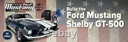 Deagostini 18 Scale Ford Shelby Mustang GT-500 Full Kit model-space