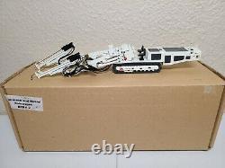 Deilmann-Haniel BTRK2 Twin Boom Drill HiMoBo 150 Scale Model #BDH White Metal