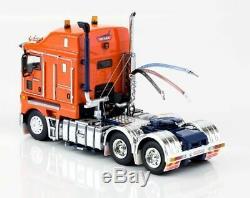 Drake Z01349 AUSTRALIAN KENWORTH K200 PRIME MOVER TRUCK DRAKE Orange Scale 150