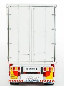 Drake ZT09207 Australian MaxiTRANS Eziliner B Double Set White / Red Scale 150