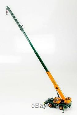 Drake ZTOS002 AUSTRALIAN GROVE RT540E WALTER WRIGHT CRANES McAleese Scale 150