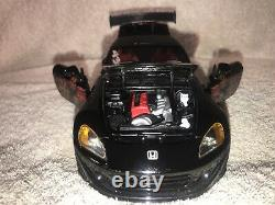 Ertl Joyride Fast And The Furious 2000 Honda S2000 118 Scale Diecast VHTF
