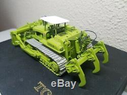 Euclid TC-12 Dozer with Cable Lift and Ripper Black Rat 150 Scale Model