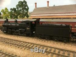Eureka NSWGR D50 HO Scale 187 Steam Loco Sound DC & DCC Installed