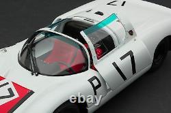 Exoto 1967 Works Porsche 910 / Nurburgring Winner / Scale 118 / #MTB00066
