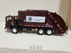 First Gear Die-cast 134 Scale Mack Waste Management Garbage Truck Trash