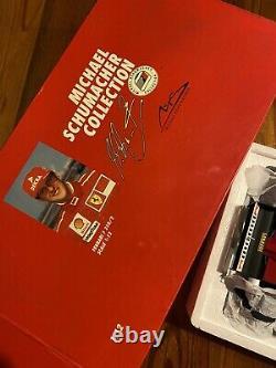 Formula One Ferrari F310/2 GP Italy 1996 1/12 Scale Michael Schumacher NIB