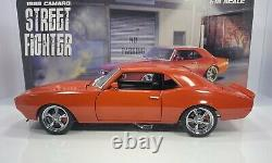 GMP 1/18 1968 Scale CHEVY CAMARO Street-Fighter Limited Edition And Detailed