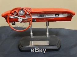 GMP 1957 Chevy Bel Air Dashboard 16 Scale Diecast Model Car Limited Edition