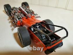 GMP Tommy Ivo 4 Engine Dragster 118 Scale Diecast NHRA Fuel Altered Model Car