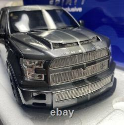 GT SPIRIT 1/18 Scale Ford SHELBY F-150 Super Snake Limited Edition And Mint