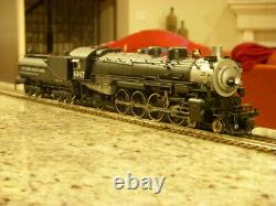 Genesis HO scale Southern Pacific MT4 4-8-2 Mountain Steam Loco #4347 DCC/Sound