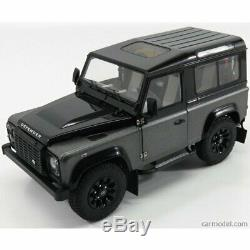 Genuine Land Rover Defender Autobiography New 118 Scale Model