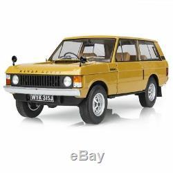 Genuine Range Rover Classic Model 118 Scale Bahama Gold 51ledc181gdw