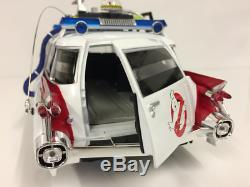 Ghostbuster Ecto-1 118 Scale AWSS118 Auto World