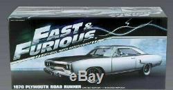 Gmp 1970 Plymouth Road Runner Fast & Furious Tokyo Drift Movie Car 1/18 Scale