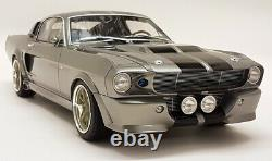 Greenlight 1/12 Large Scale'67 Eleanor Ford Shelby Mustang GT500 E Gone in 60