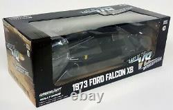 Greenlight 1/18 Scale Mad Max 1973 Ford Falcon XB Interceptor Diecast Model Car