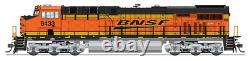 HO Scale Broadway Limited ES44AC BNSF #6433 Paragon 3 DCC & Sound Item #5860