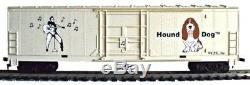 HO Scale ELVIS PRESLEY 25th ANNIVERSARY Complete Train Set New Sealed IHC #342