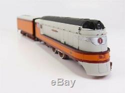 HO Scale Fox Valley FVM 10001 MILW Hiawatha Set 4-4-2 Steam & 6 Passenger Cars