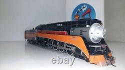 HO Scale MTH 80-3214-1 DAYLIGHT #4449 GS-4 Steam Engine 4-8-4 withProto-Sound 3.0