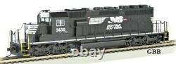 HO Scale SD40-2 NORFOLK SOUTHERN DCC & SOUND Locomotive #3430 BACHMANN New 67204