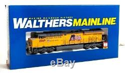 HO Scale Walthers MainLine 910-20174 UP Union Pacific 2569 ES44AH DCC/Sound