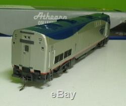 HO scale Athearn Amtrak GE AMD-103 #1 99448 DCC & Sound installed