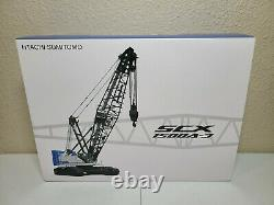 Hitachi SCX1500A-3 Crawler Crane Sumitomo 150 Scale Diecast Model New