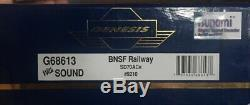 Ho Scale Athearn Tsunami Dcc Sound BNSF Railway SD70ACe #9210 Swoosh Locomotive